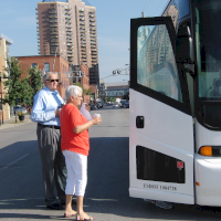 Affordable Housing Week Bus Tour